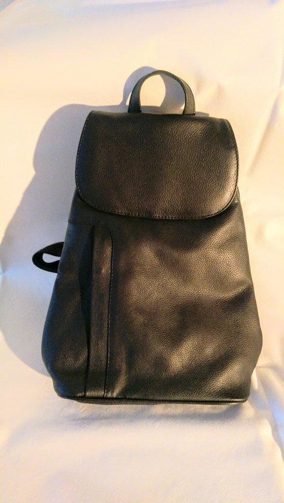 Damen Rucksack, schwarz
